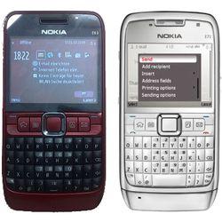 Nokia E63 et E71