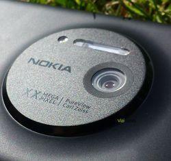 Nokia EOS capteur