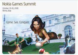 Nokia Games Summit