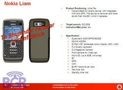Nokia Liam