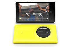 Nokia Lumia 1020 logo