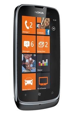 Nokia Lumia 610 NFC Orange