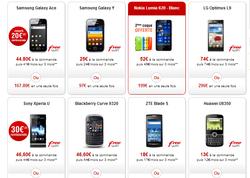 Nokia Lumia 620 Free Mobile
