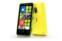 Nokia Lumia 620 logo