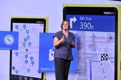 Nokia Lumia 920 navigation