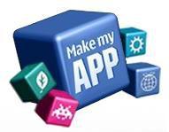 Nokia Make My App logo