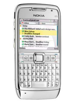 Nokia Messaging E71