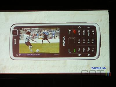 Nokia n77 dvb h