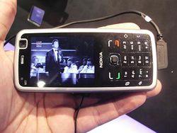 Nokia N77 DVB-H