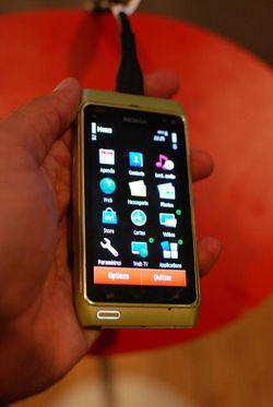 Nokia N8 01