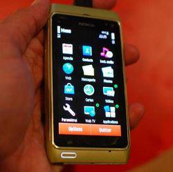 Nokia N8 logo pro