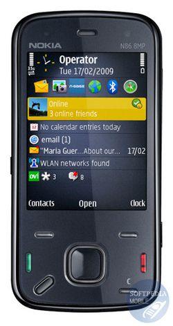 Nokia N86 1