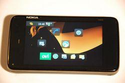 Nokia N900 12