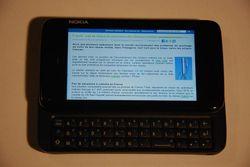 Nokia N900 17