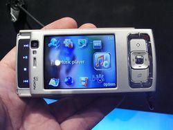 Nokia N95 3GSM 2007