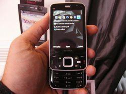Nokia N96 01