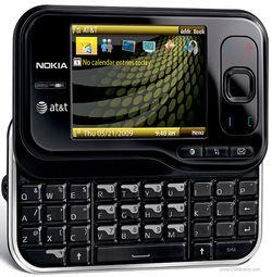 Nokia Surge ouvert