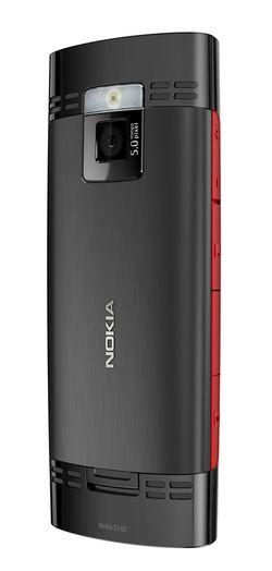 Nokia X2 arrière