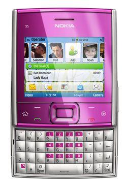 Nokia X5 01 02