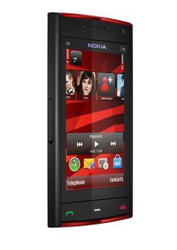 Nokia X6 01