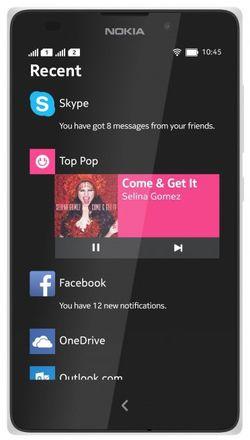 Nokia XL FastLane