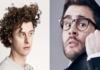 Les youtubeurs Norman et Cyprien sur TF1