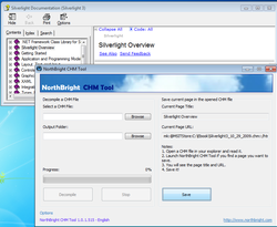 NorthBright CHM Toolscreen 2