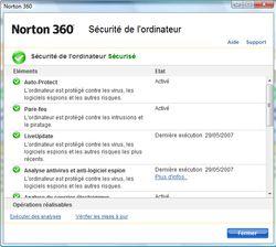 Norton 360 s