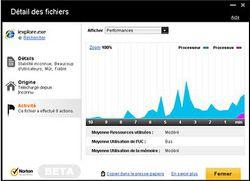 Norton AntiVirus 2012 screen 1