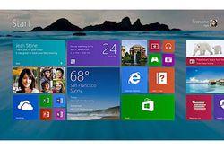 nouveautés Windows 8