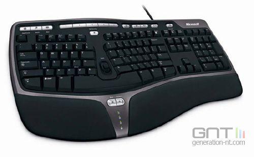 Nouveaux claviers souris microsoft