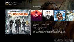 Nouvelle interface PlayStation Store - 9