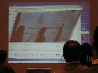 Novell linux desktop xgl