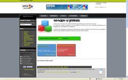 NPDS screen2