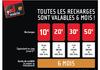 NRJ Mobile : les recharges prépayées valables six mois
