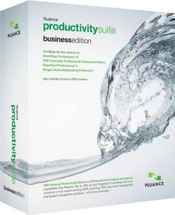 nuance_productivity_suite