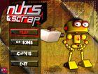 Nuts & Scrap : un jeu dans un futur très lointain