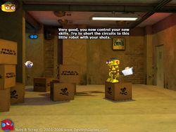 Nuts & Scrap screen 2