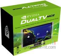 Nvidia dualtv mce