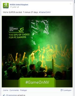 Nvidia Gamescom 1