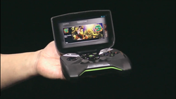 NVIDIA Project Shield - 1