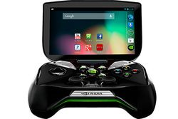 NVIDIA Project Shield - vignette