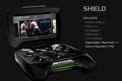 Nvidia Shield console portable