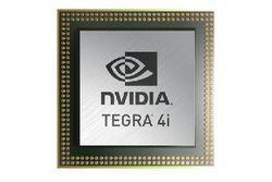 Nvidia Tegra 4i logo