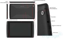 Nvidia Tegra Tab 3