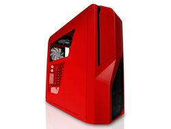 NZXT Phantom 410 rouge