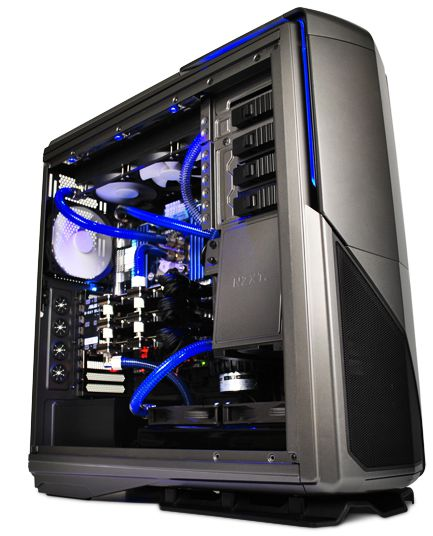 nzxt phantom 820 bo tier pc grand tour silencieux. Black Bedroom Furniture Sets. Home Design Ideas