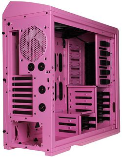 NZXT Phantom Pink Edition - 2