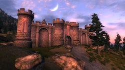 Oblivion fighter stronghold