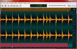 OcenAudio screen2